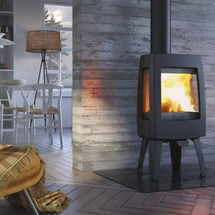 Click to read more about the Dovre Sense 103 woodburning stove