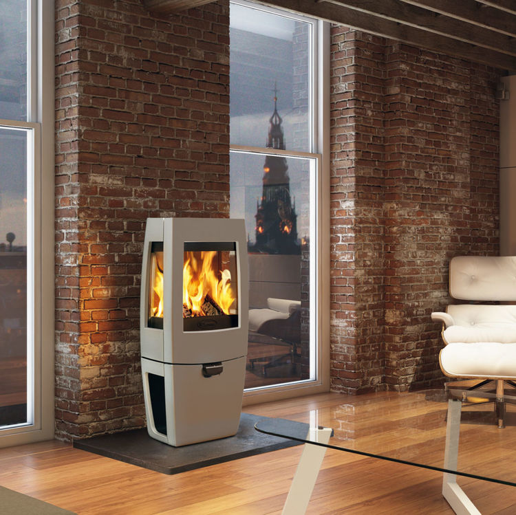 Click to read more about the Dovre Sense 200 woodburning stove