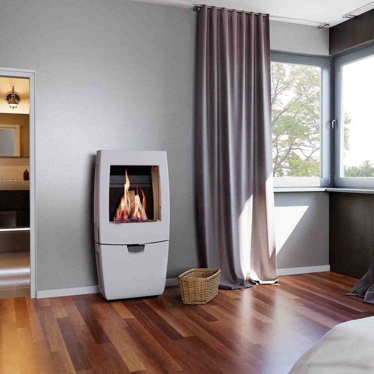 Click to read more about the Dovre Sense 203 woodburning stove
