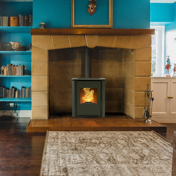 Duroflame Rembrand Pellet Stove