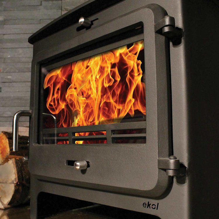 Ekol Clarity 12 low stove