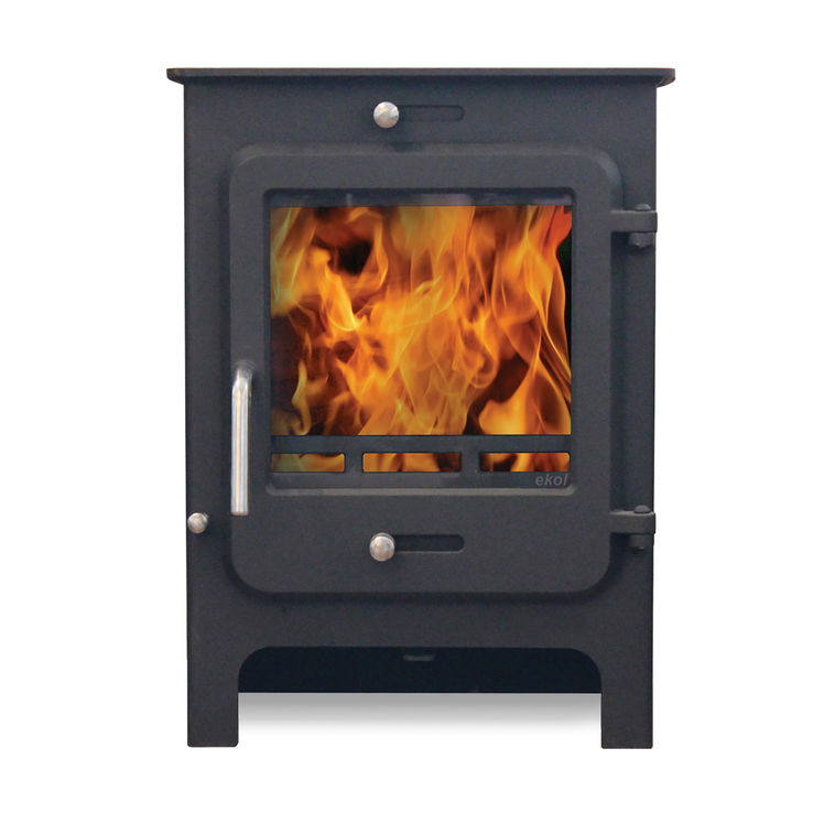 Ekol Clarity 8 low stove