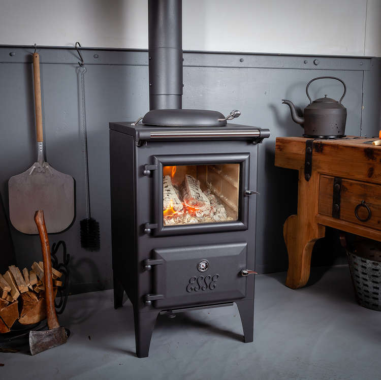 Click to read more about the Esse Warmheart Stove