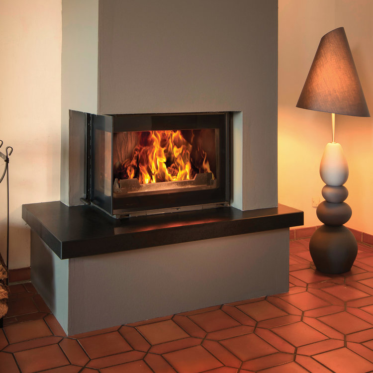Click to read more about the Fondis Ulys 900 corner inset stove