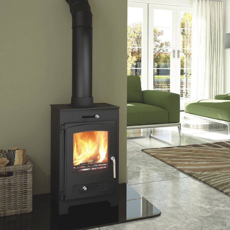 Hestia 5 woodburning stove