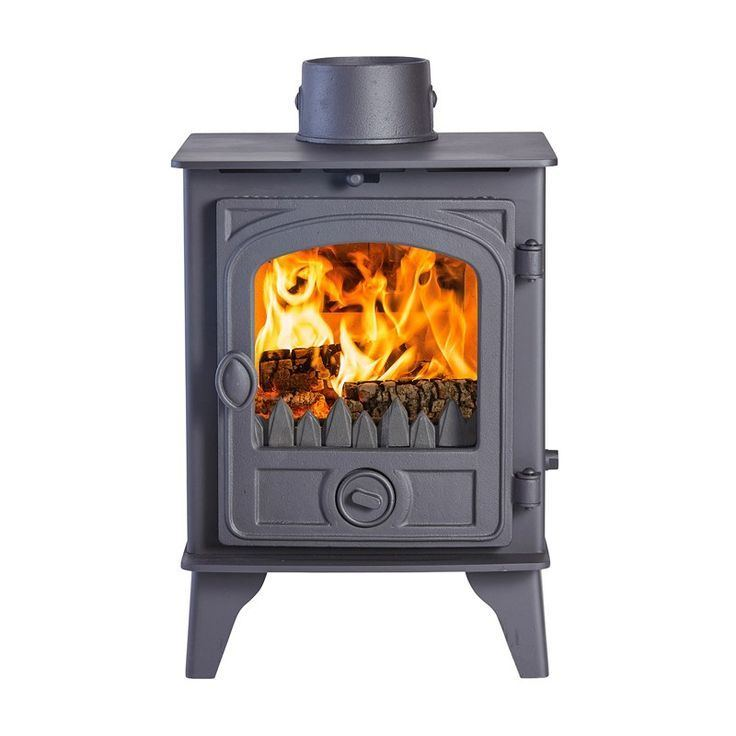 Hunter Hawk 4d multifuel stove