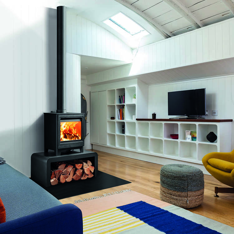 Click to read more about the Hunter Herald Allure 04 stove