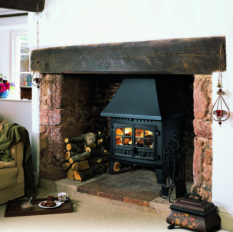 Hunter Inglenook Freestanding Stoves