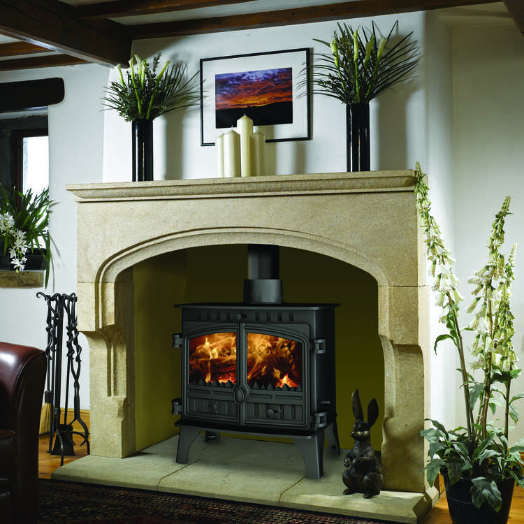 Hunter Herald 8 Traditional stoves