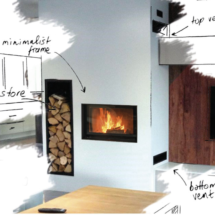 Click to read more about the For Inset Stoves