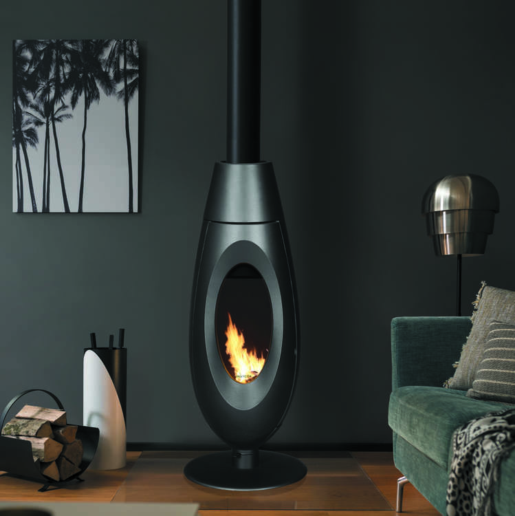 Click to read more about the Invicta Ovatio Woodburning Stove
