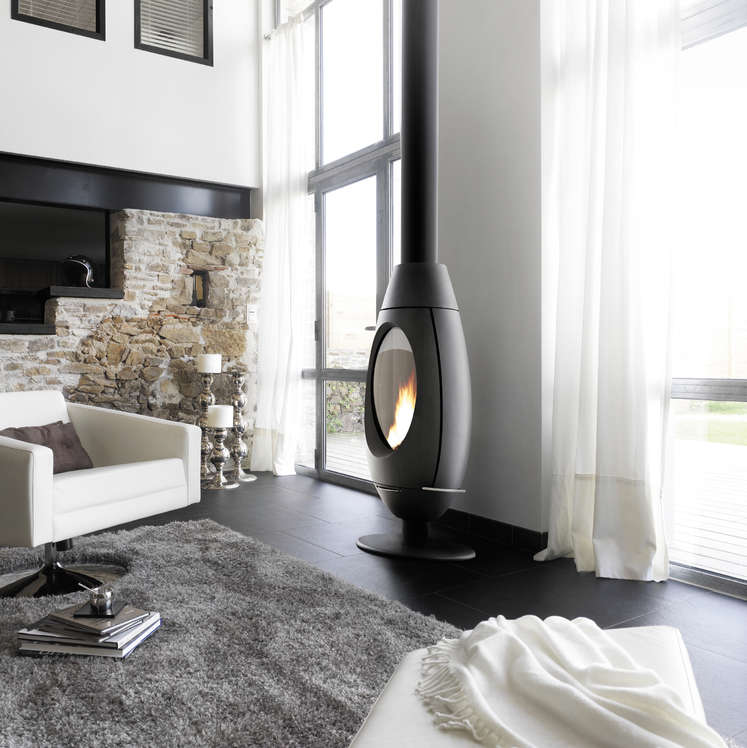 Click to read more about the Invicta Ove Woodburning Stove