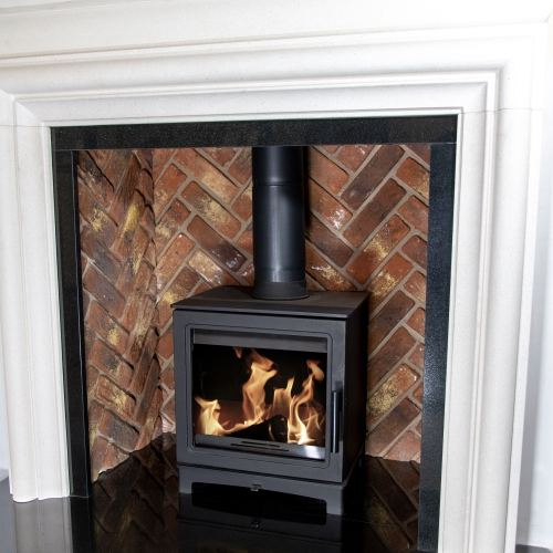 Lakes woodburning stove range