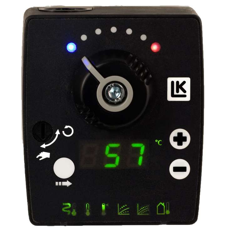 Click to read more about the LK Armatur LK 110 Smart Electronic Controller