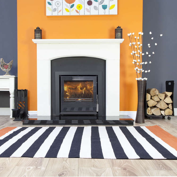 Mendip Christon 550 inset stove