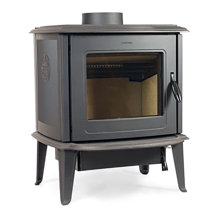 Click to read more about the Morso 7110 Stove