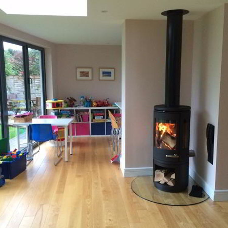 Click to read more about the Morso 7943 stove