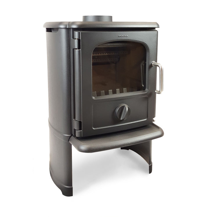 Click to read more about the Morso Badger convector stove