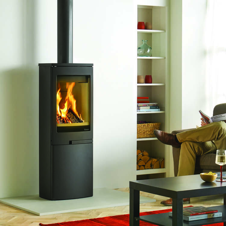 Click to read more about the Nordpeis Duo 5 stove