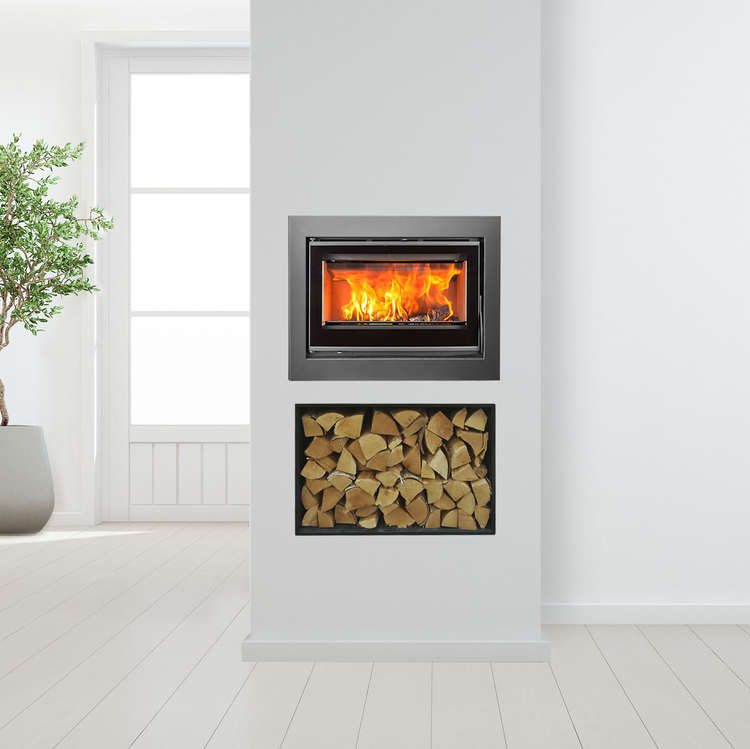 Opus Tempo 70i inset stove