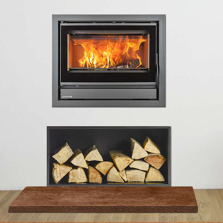 Opus Tempo 80i inset stove