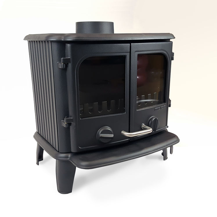Panther 2110 cleanheat cast iron stove
