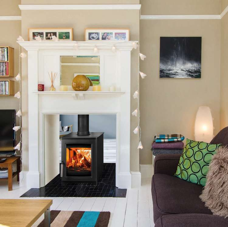 Click to read more about the Parkray Aspect 4 double sided double depth stove