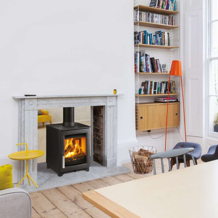 Parkray Aspect 4 double sided single depth stove
