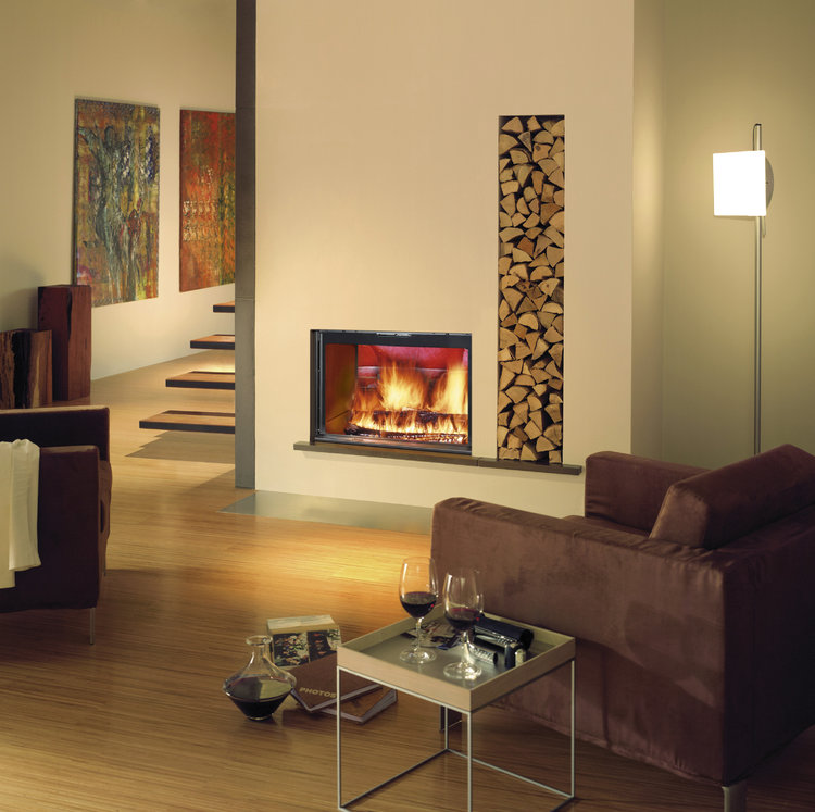 Click to read more about the Stella 3 DFH700 double sided inset stove