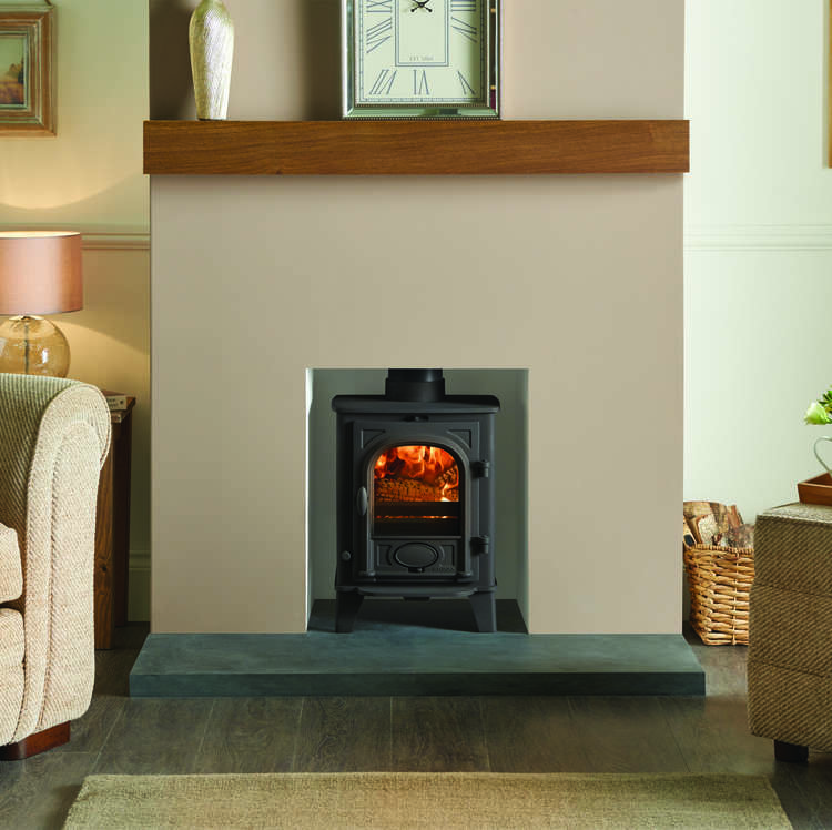 Stockton 3 multifuel stove