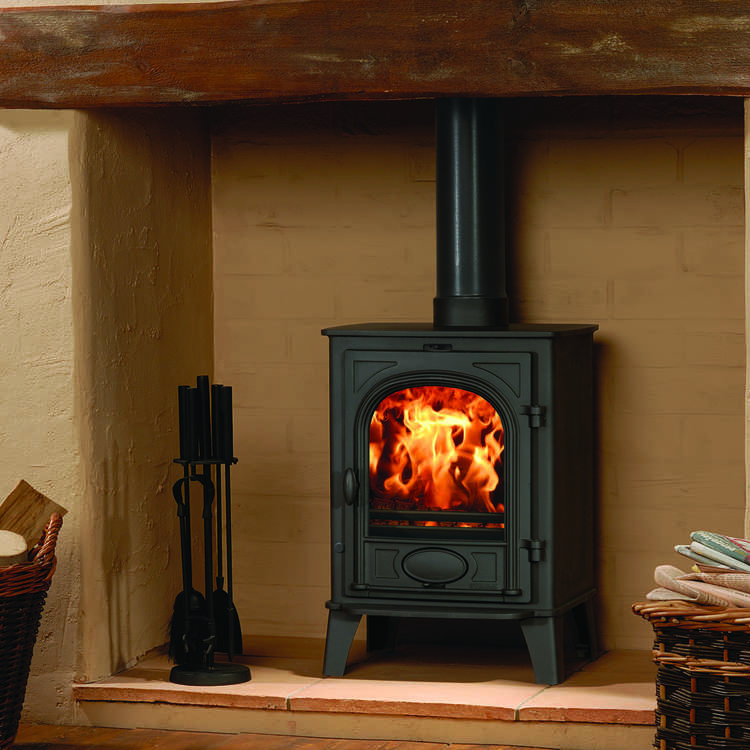 Stockton 6 multifuel stove