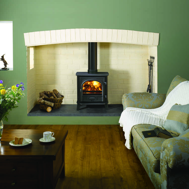 Click to read more about the Stovax Stockton 7 multifuel stove