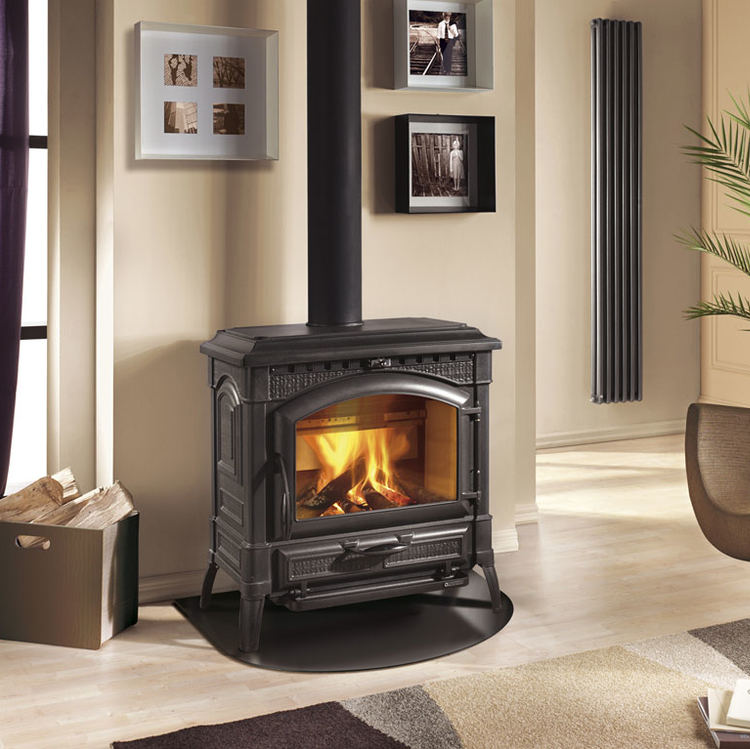 La Nordica Termoisotta Wood burning boiler stove