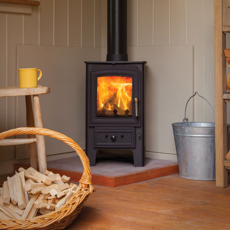 The Villager Puffin stove