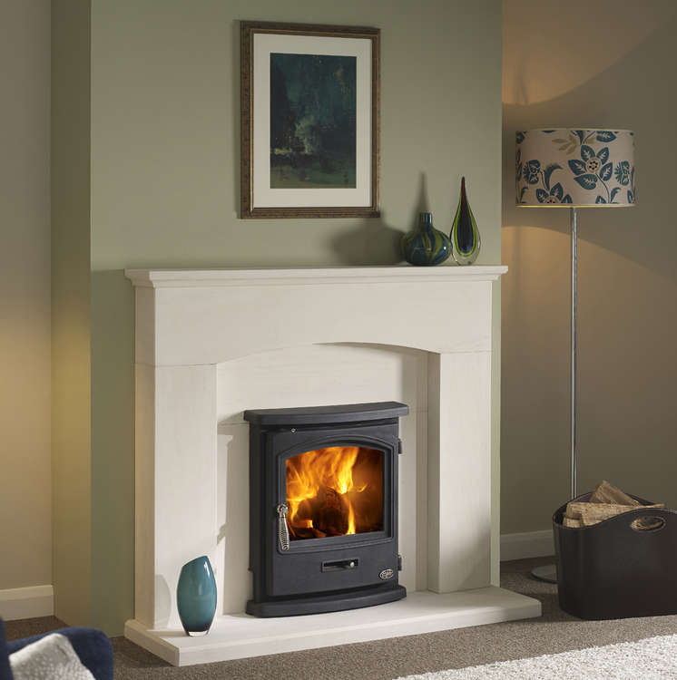 Click to read more about the Tiger insert stove