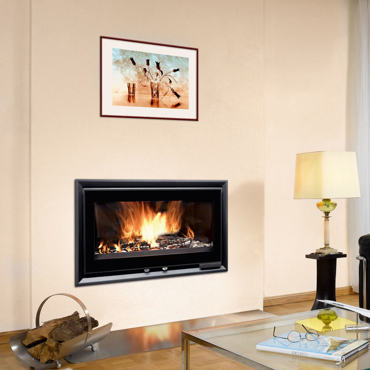 Click to read more about the V100L Inset Stove