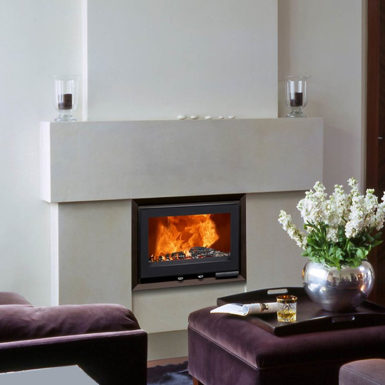 Click to read more about the V80L Inset Stove