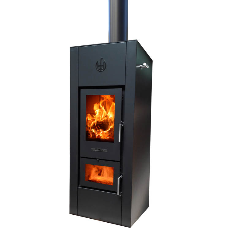 Click to read more about the Walltherm Vajolet stove