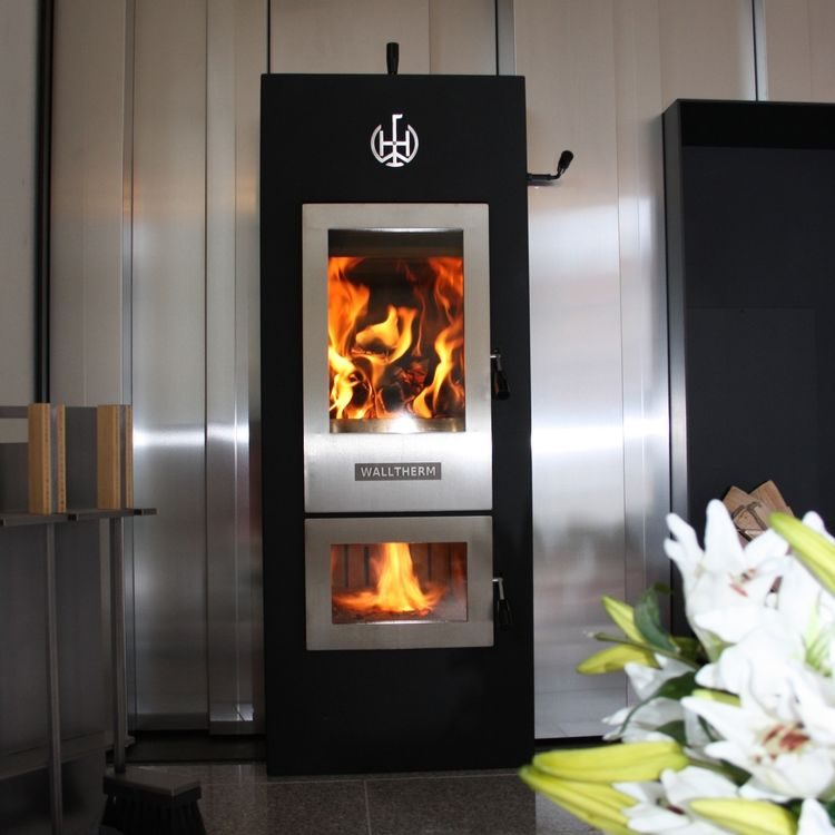 Click to read more about the Walltherm Zebru Air stove