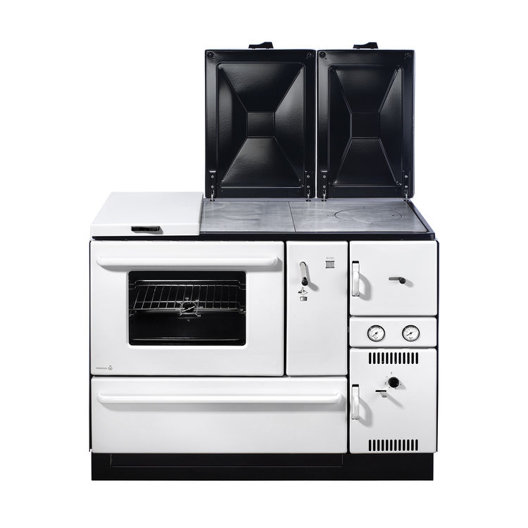 Wamsler K178 series central heating cooker stove