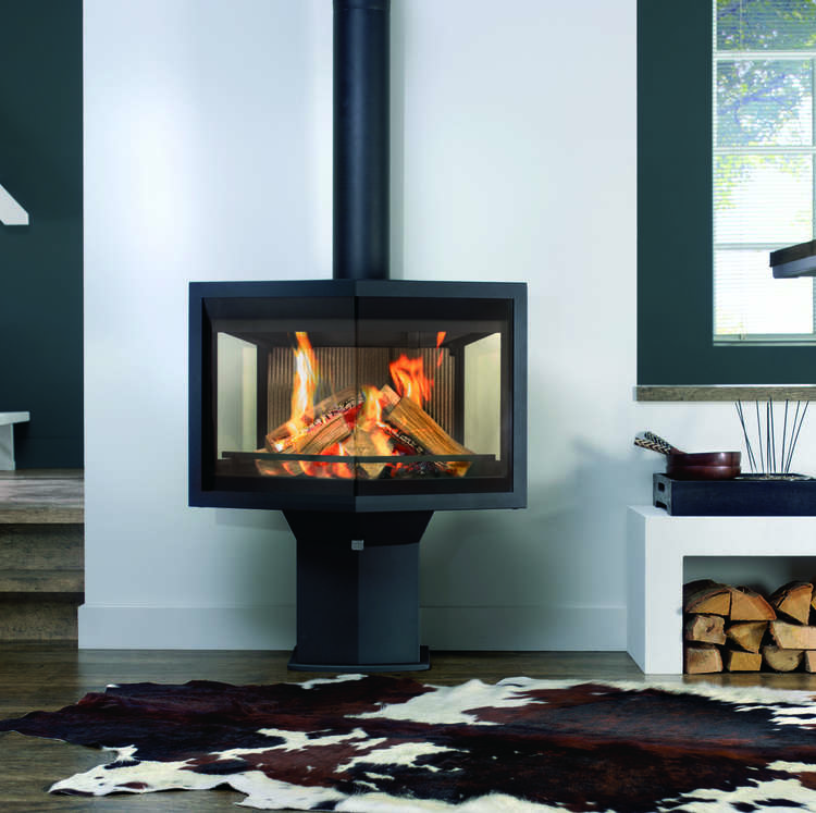 Wanders Black Diamond stoves