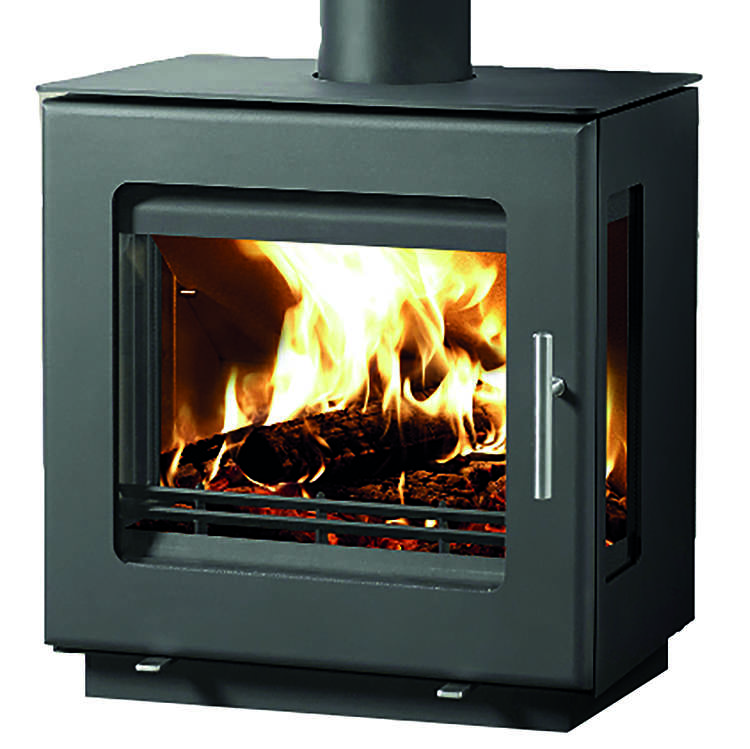 Click to read more about the Westfire 23 Woodburning Side Glass Stove