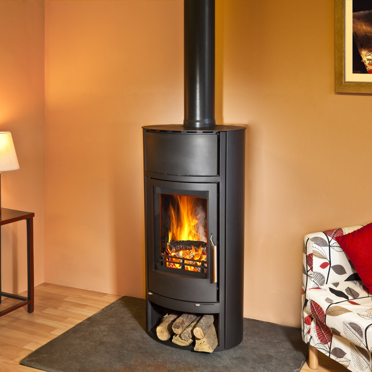 Click to read more about the Woodfire Firo stove