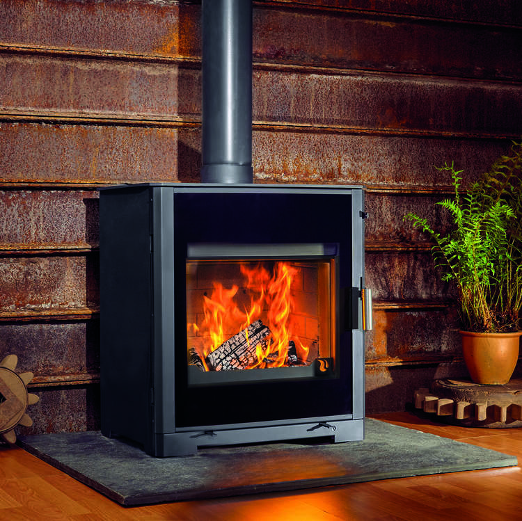 Click to read more about the Woodfire Passiv Boiler Stove