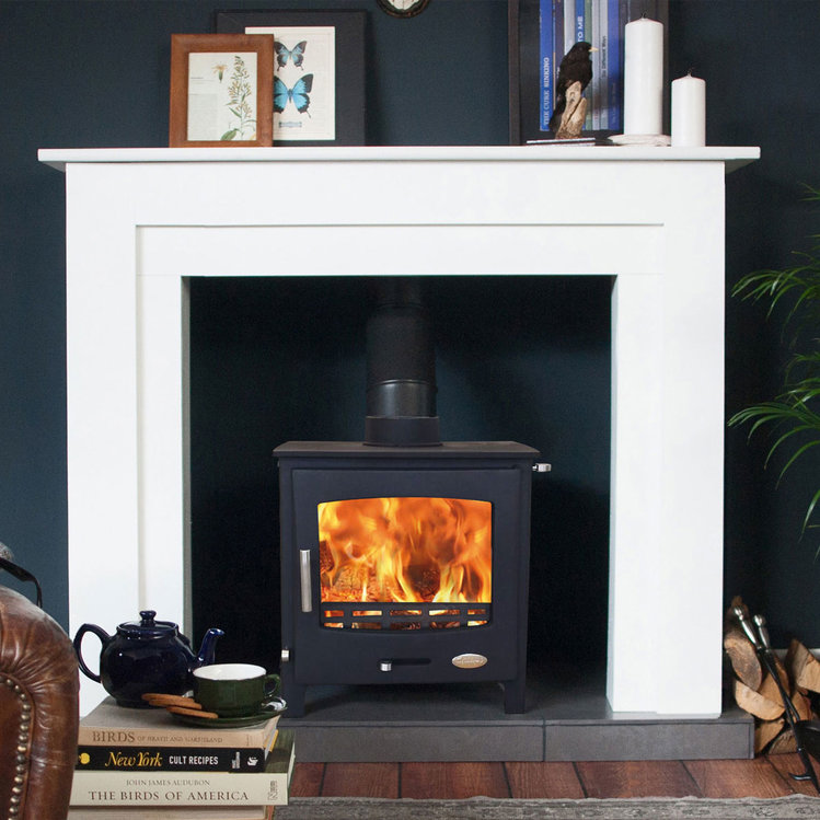 Woolly Mammoth 5 Wide Screen Stove