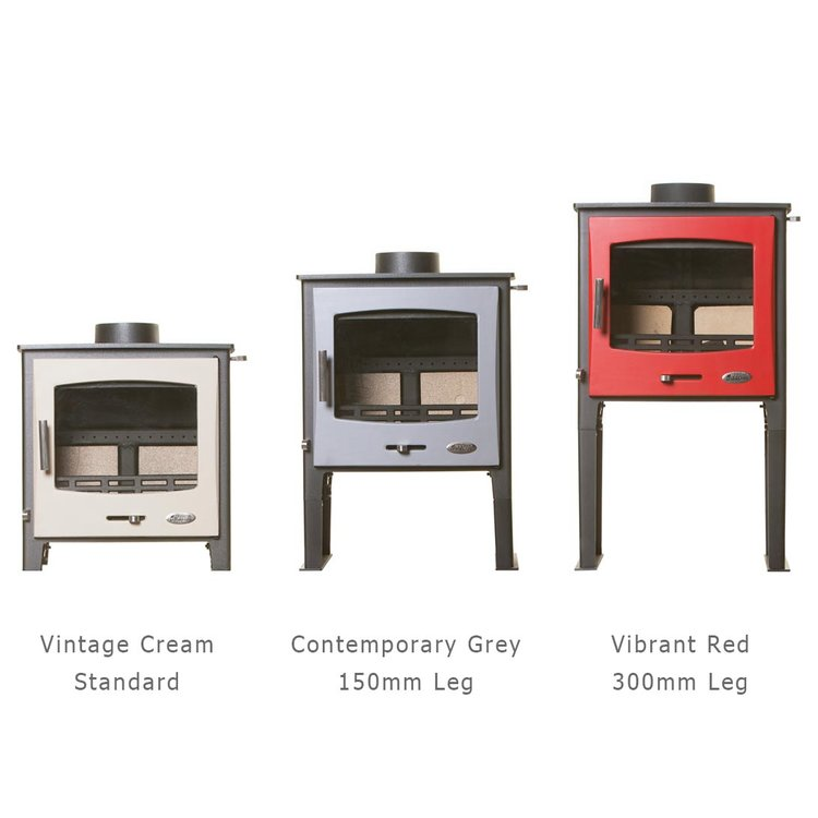Click to read more about the Woolly Mammoth 5 Wide Screen Stove